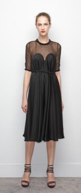 Black dress by Viktor & Rolf